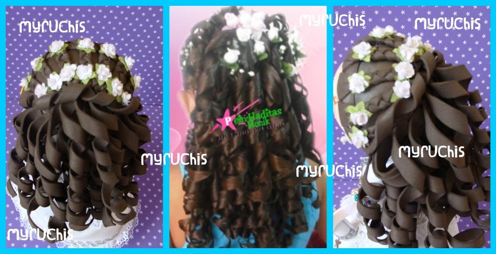 Myruchis Peinados Para Nina Primera Comunion - Peinados-para-comunion-de-nia