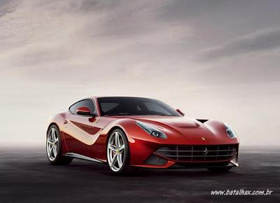 Ferrari F12 Berlinetta Finalmente Revelado