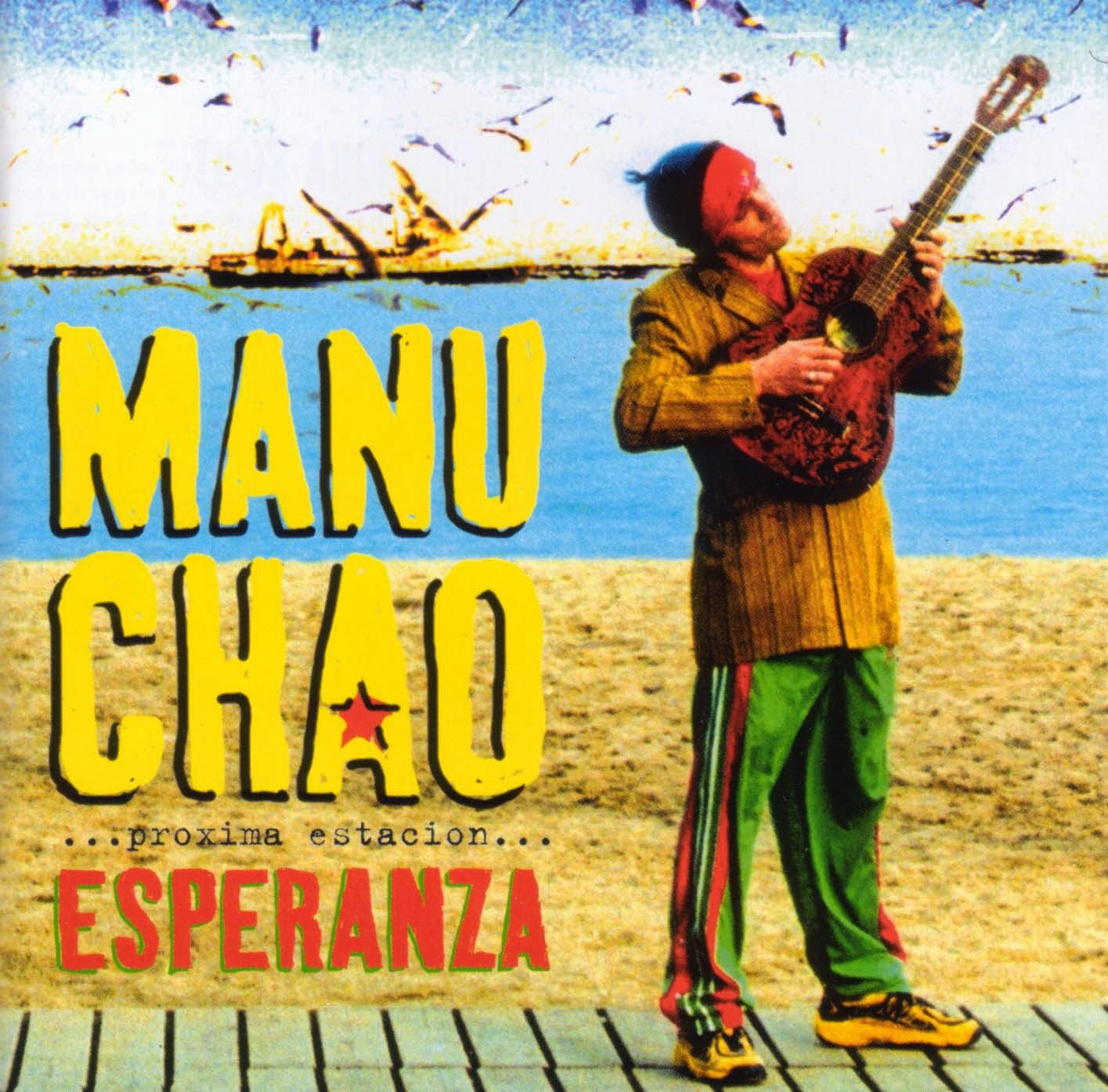 Descargas de calidad: Manu Chao - Próxima Estación ...