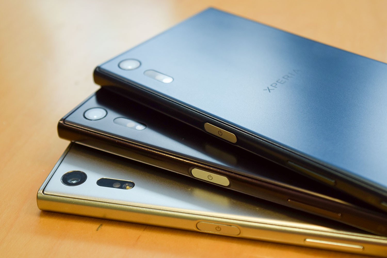 Новый телефон sony xperia 2017 года