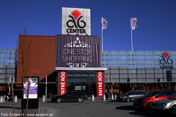 A6 center, Jönköping