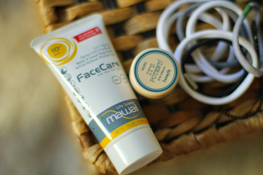 face care benefit cream