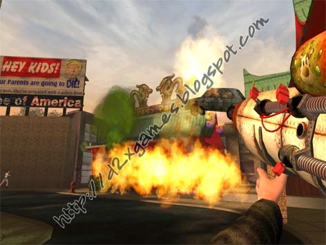 Free Download Games - Postal 2