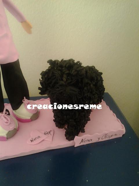 fofucha-creacionesreme-personalizadas-foami -perro