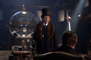 Doctor Who The Snowmen Dr Simeon
