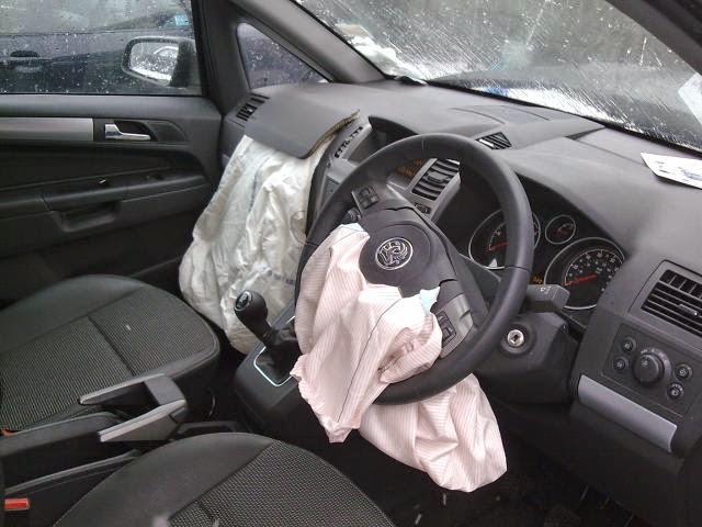 Cara Mendeteksi Airbag di Mobil Bekas