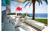 Mediterranean View in This Spectacular Coastal House
