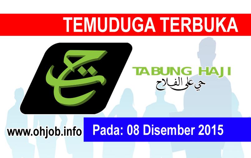 Jawatan Kerja Kosong Lembaga Tabung Haji (TH) logo www.ohjob.info disember 2015