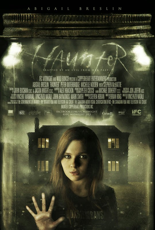 Download Film Haunter (2013)