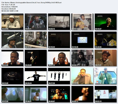 Maino.Unstoppable.Based.On.A.True.Story.DVDRip.XviD