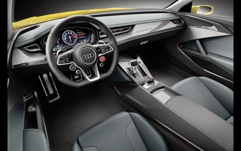 Awesome So, How Exactly About 2017 Audi Sport Quattro Exterior? Well, This Can Be  Certainly Has Your Own Same Condition Just As Your Current Interior Of Any  Car.
