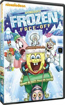 The SpongeBob Frozen Face Off 2011 DVDRip Español Latino Descargar