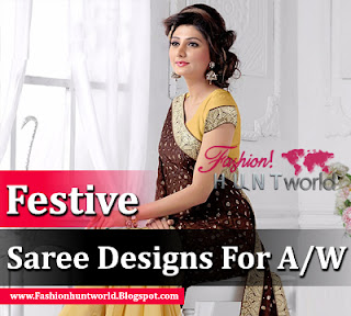 Festive Season's Best Saree Designs