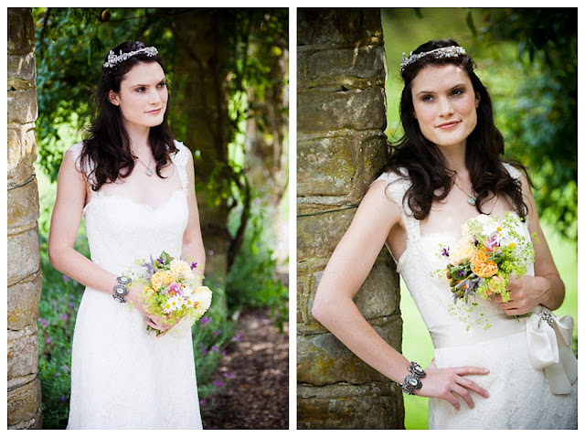 Shabby Chic Jane Austen Themed Wedding Shoot