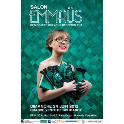 Super lucie land emmaus salon porte de versailles for Salon porte de versailles hall 6