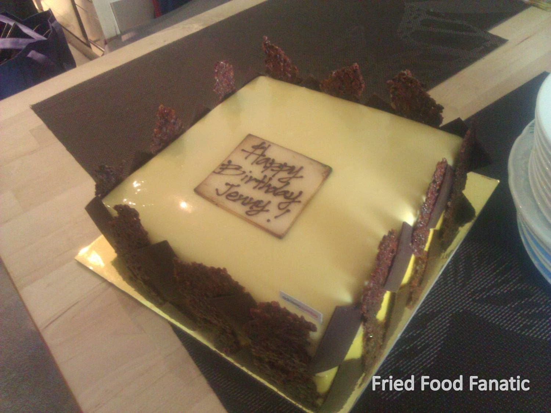 Birthday Cakes Zumbo ~ Fried food fanatic: adriano zumbo's happy birthday! cake