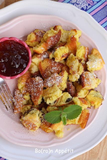 austriacki omlet kaiserschmarrn