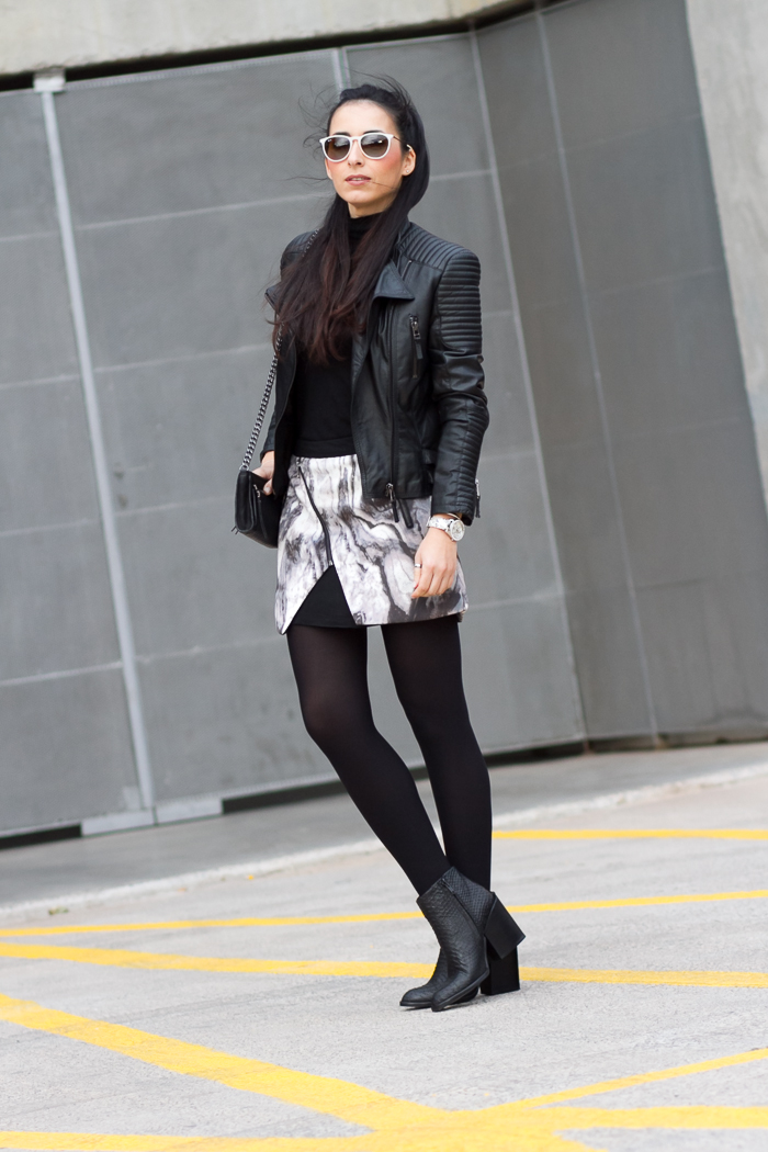 Streetstyle casual chic style fashion blogger