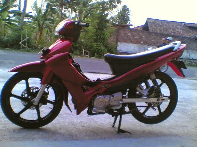 Foto Modifikasi Yamaha Jupiter Z Keren