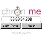 Chronme widget