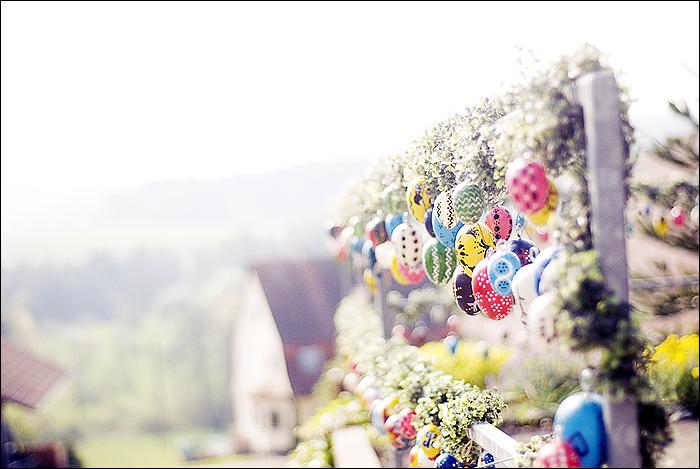 Wandern in Murrhardt, Ostern im Anmarsch