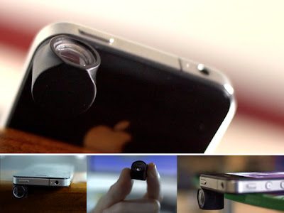 HiLO Lens for iPad and iPhone