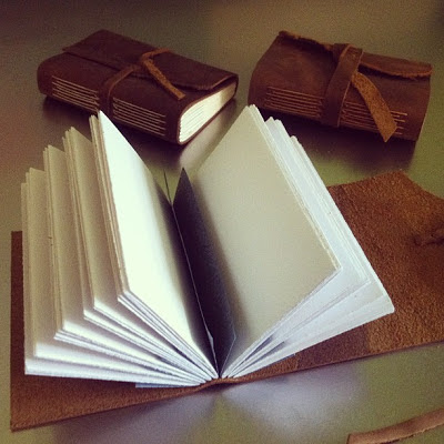 Parnassus Books leather journals