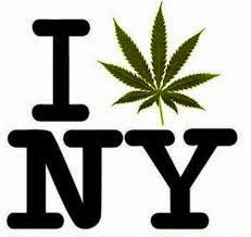 Nova York e a maconha
