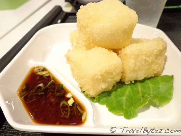 Fried Toufu