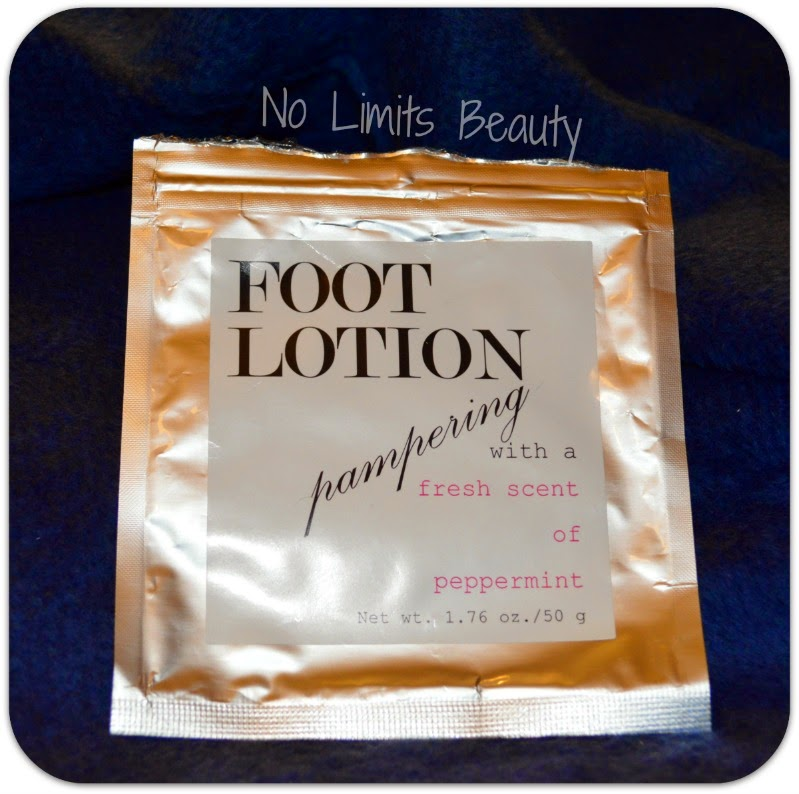 Pampering Foot Lotion de H&M