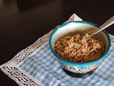 Идеальная гречневая каша на завтрак