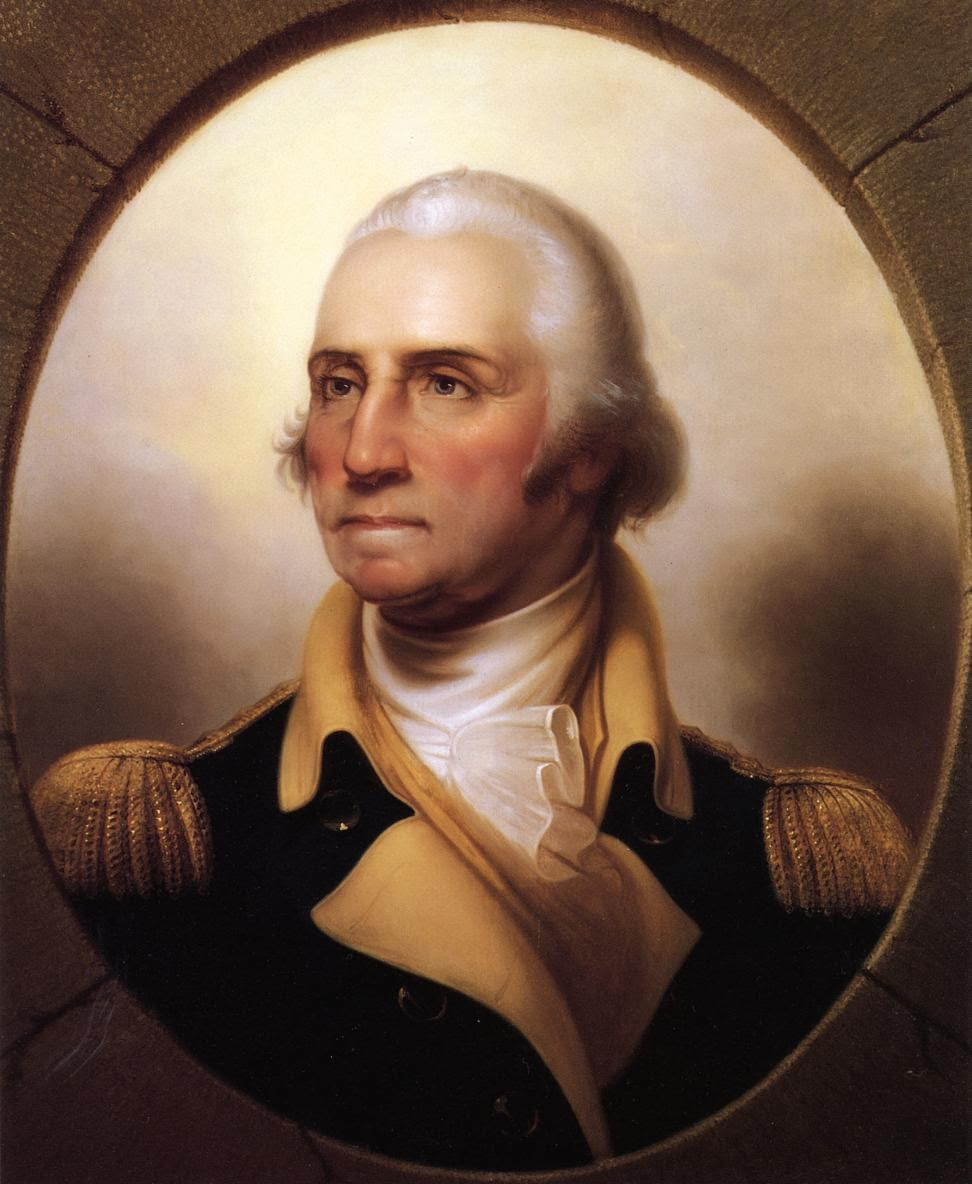 was george washington gay