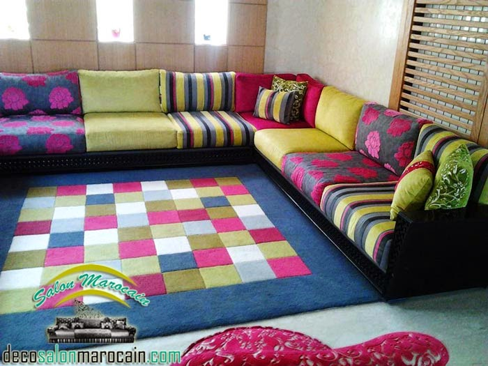 Mousse pour canape marocain maison design for Canape marocain