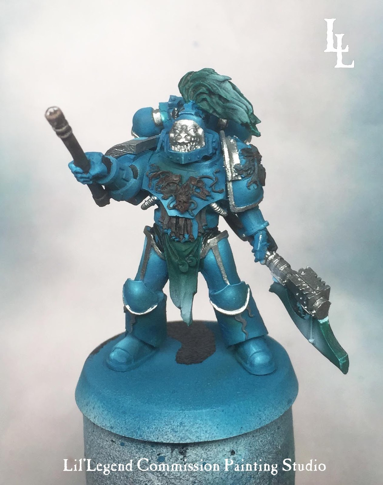 how to start alpha legion