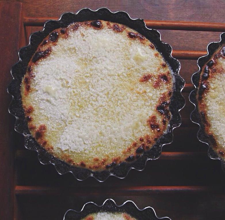 brûléed key Lime tartlets | une gamine dans la cuisine
