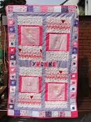 """Mein 4.: """"Yvonne's Traum in Rosa"""" zum 6. Geburtstag am 20.05.2011"""