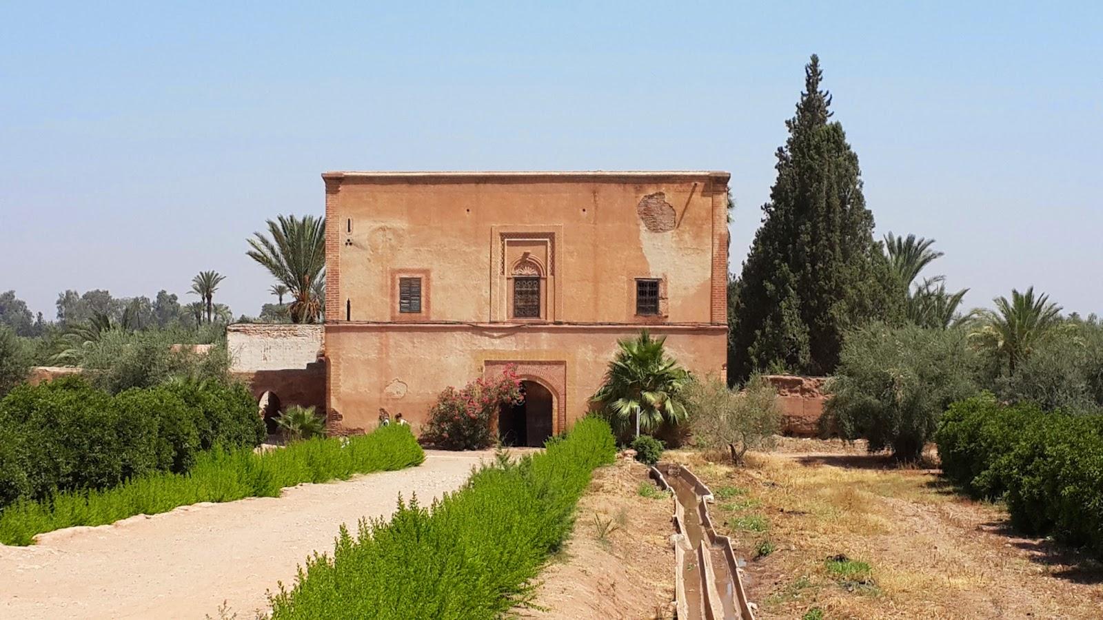 Royal Garden in Marrakech