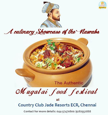 Mugalai Food Festival at Country Club India