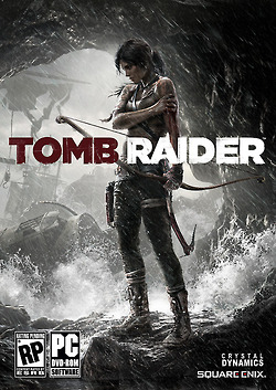 Tomb Raider 2013 Front Box game cover