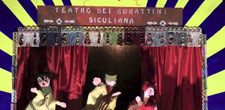 Teatro dei Burattini Siculiana - Museo #MeTe