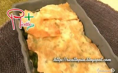 Lasagne di Pane Carasau con Broccoli e Mozzarella di Cotto e Mangiato