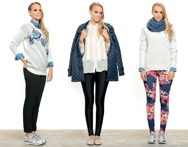 Núcleo Moda invierno 2015.
