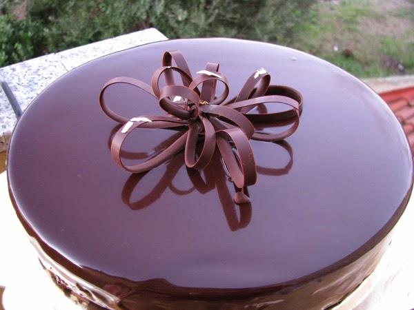 ricetta glassa cioccolato bimby