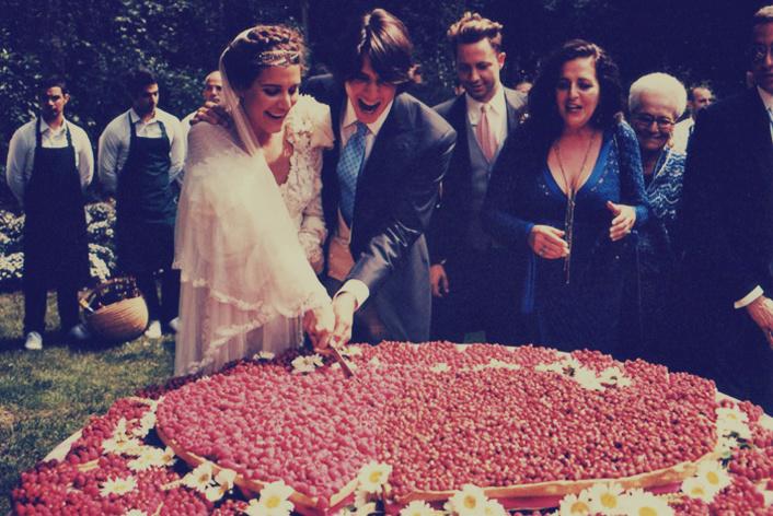 Todas las fotos de la romántica boda de Margherita Missoni y Eugenio Amos