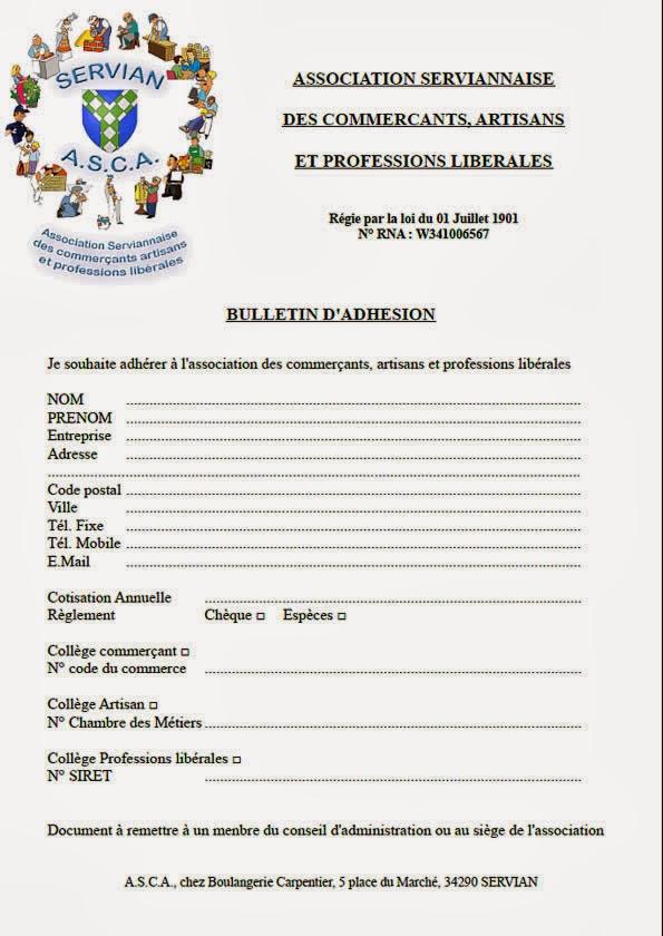 Modele statuts association de commercants document online - Demission du bureau d une association loi 1901 ...
