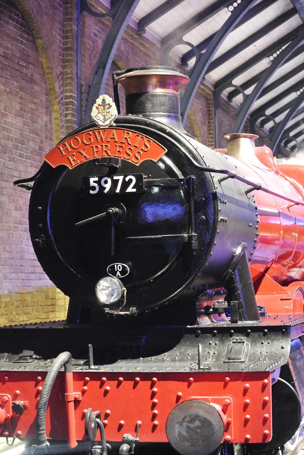 Warner Bros Studio Tour The Making of Harry Potter - Hogwarts Express