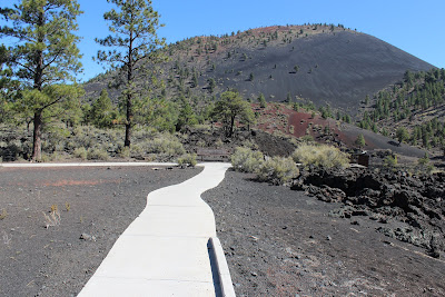 Exposed : Nasa Apollo Moon landing location at bonito lava flow Sunset%2BCrater%2B136