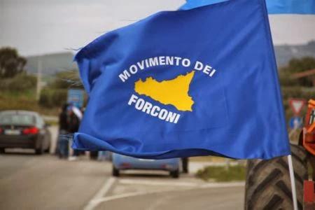 REVOCATO IL BLOCCO DEI FORCONI IN SICILIA DA AIAS