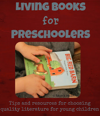 Living Books for Preschoolers