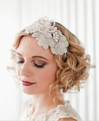 vintage hairstyles bridal